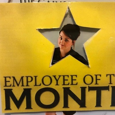 Employee and Spa Therapist of the Month- December