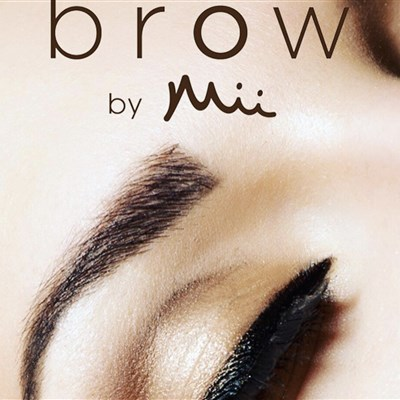 Brows By Mii has been launched at the Spa